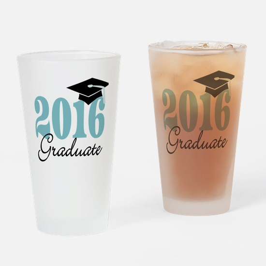Cute Senior 2015 Drinking Glass