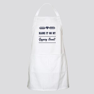 BLAME IT ON MY... Apron