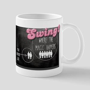 Where the Magic Happens Mugs