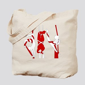 Aerial Silks Tote Bag