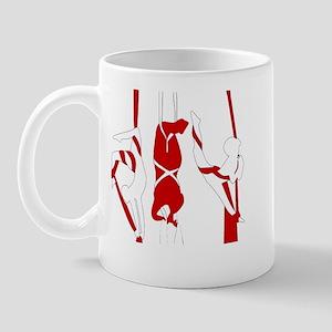 Aerial Silks Mug