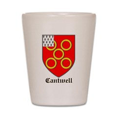 Cantwell Shot Glass