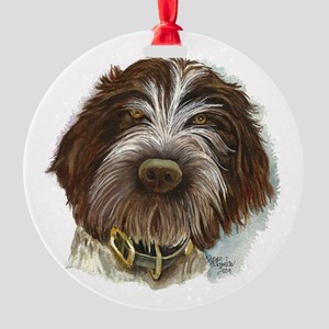 Wpg Puppy Round Ornament