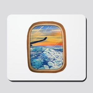 Above The Clouds Mousepad