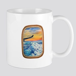 Above The Clouds Mugs