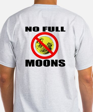 ER RN/Full Moon T-Shirt