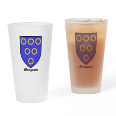 Musgrave Drinking Glass
