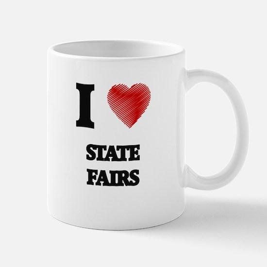 I love State Fairs Mugs