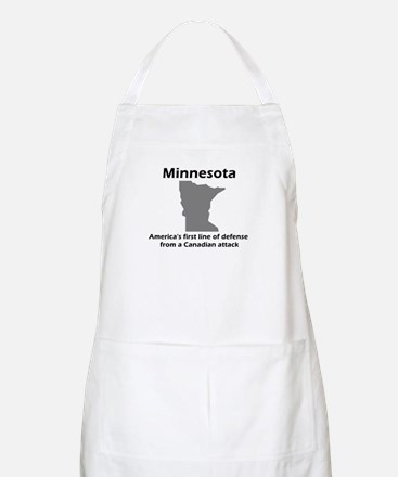 Canadian Attack BBQ Apron