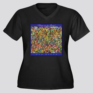 Where Are The Birds? Plus Size T-Shirt