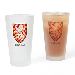Hoey Drinking Glass