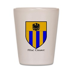 Mccourt Shot Glass