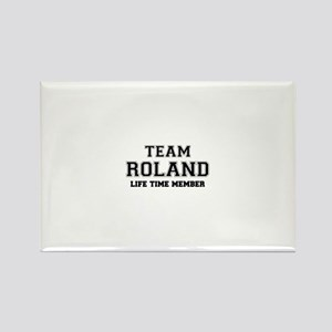 Team ROLAND, life time member Magnets