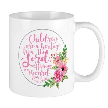 Children Heritage Mug
