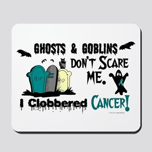 Halloween For Awareness OC 1 Mousepad