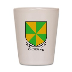 Crotty Shot Glass
