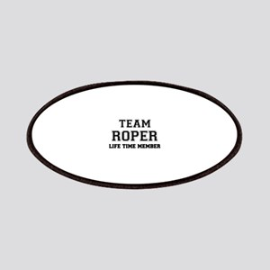 Team ROPER, life time member Patch