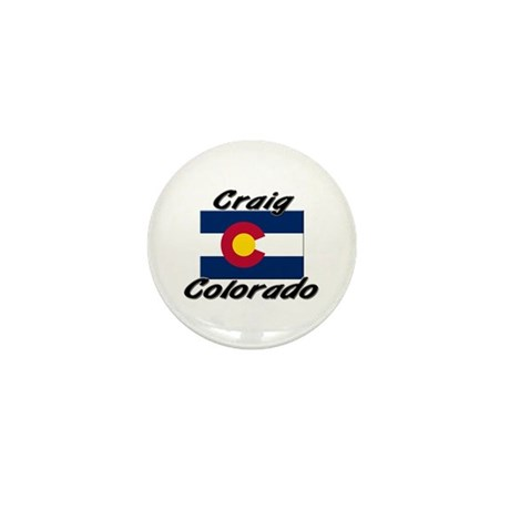Craig Colorado Mini Button