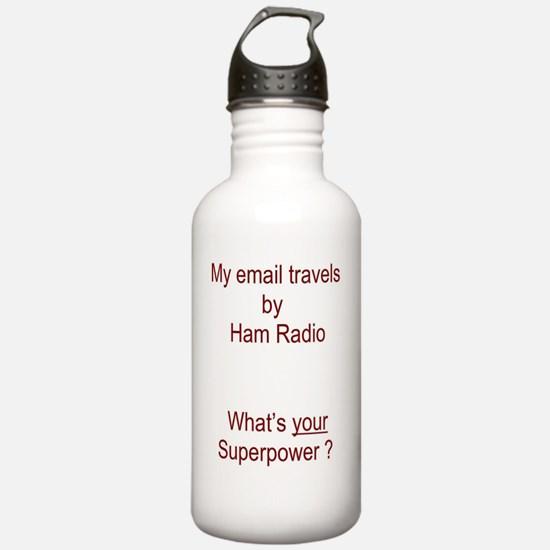 Email Water Bottle