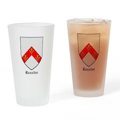 Rossiter Drinking Glass