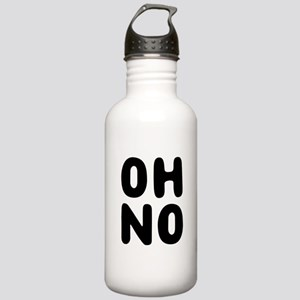 Oh no Water Bottle