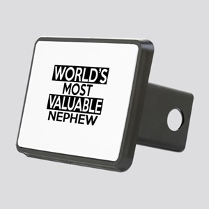 World's Most Valuable Neph Rectangular Hitch Cover