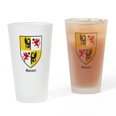 Gasser Drinking Glass