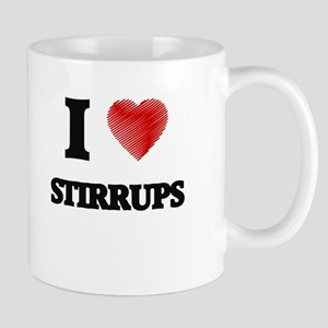 I love Stirrups Mugs