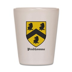 Prudhomme Shot Glass