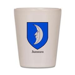 Ammon Shot Glass