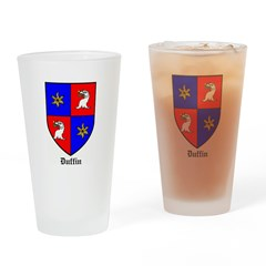 Duffin Drinking Glass