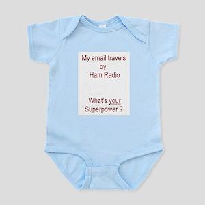 Ham Radio email 1 Body Suit