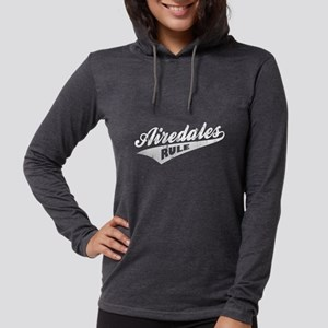 Airedales Rule Long Sleeve T-Shirt