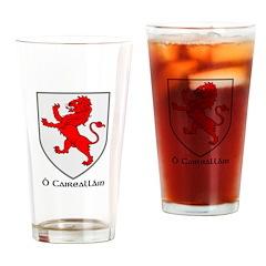 Carolan Drinking Glass