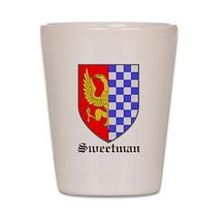Sweetman Shot Glass