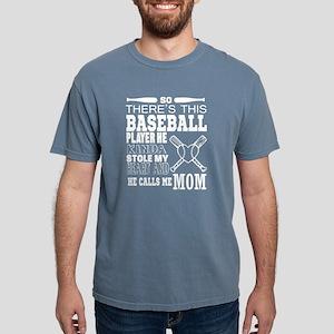My Favorite Baseball Player Calls Me Mom T T-Shirt