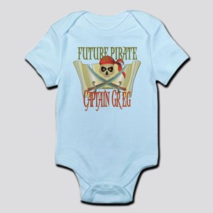 Future Pirates Infant Bodysuit