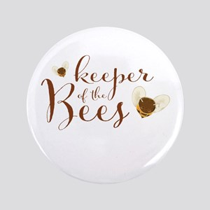 keeper of the Bees Button