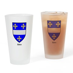 Albro Drinking Glass