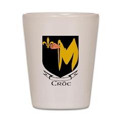 Croke Shot Glass