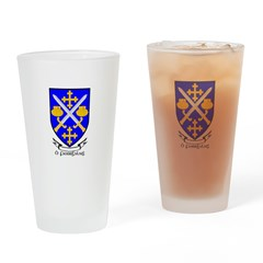 Fennelly Drinking Glass