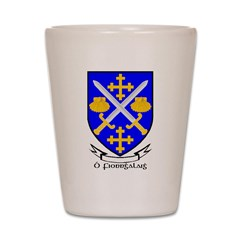 Fennelly Shot Glass