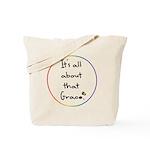 Tote Bag - Grace Rainbow Ring