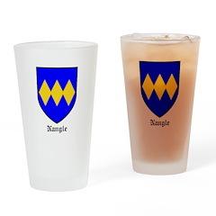 Nangle Drinking Glass