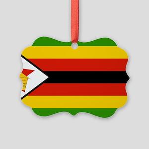 Flag of Zimbabwe Ornament