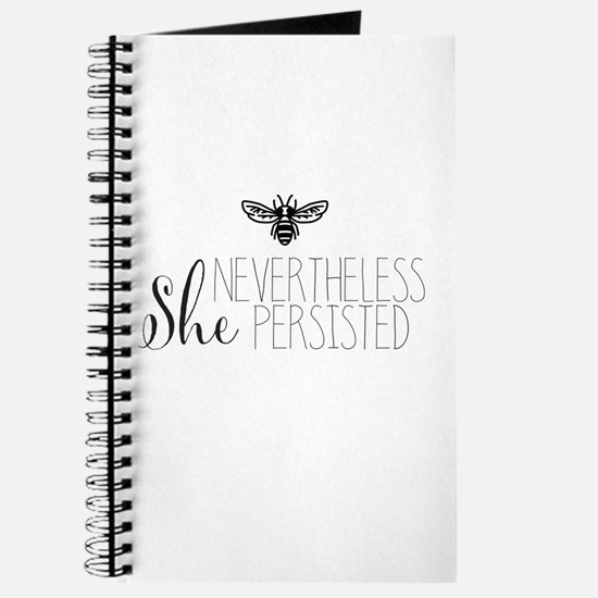 Nevertheless She Persisted Bee Journal