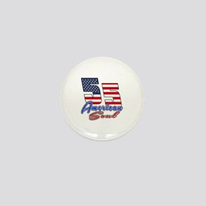 55 American Soul Birthday Designs Mini Button