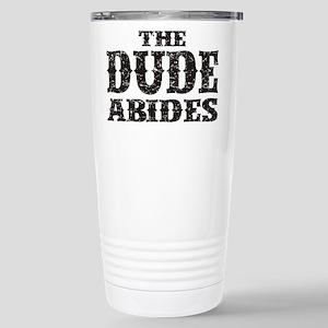 The Dude Abides Mugs