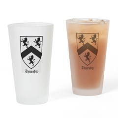 Thursby Drinking Glass
