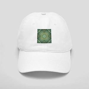 Hypnotic Green Cross Cap
